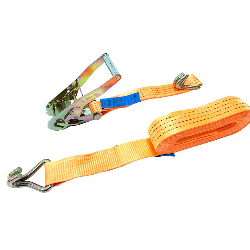 EN 12195-2 STF 500 dan铝制棘轮绑带