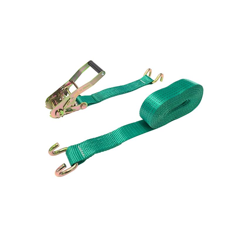 EN12195-2 STF 500dan塑料手柄棘轮绑带